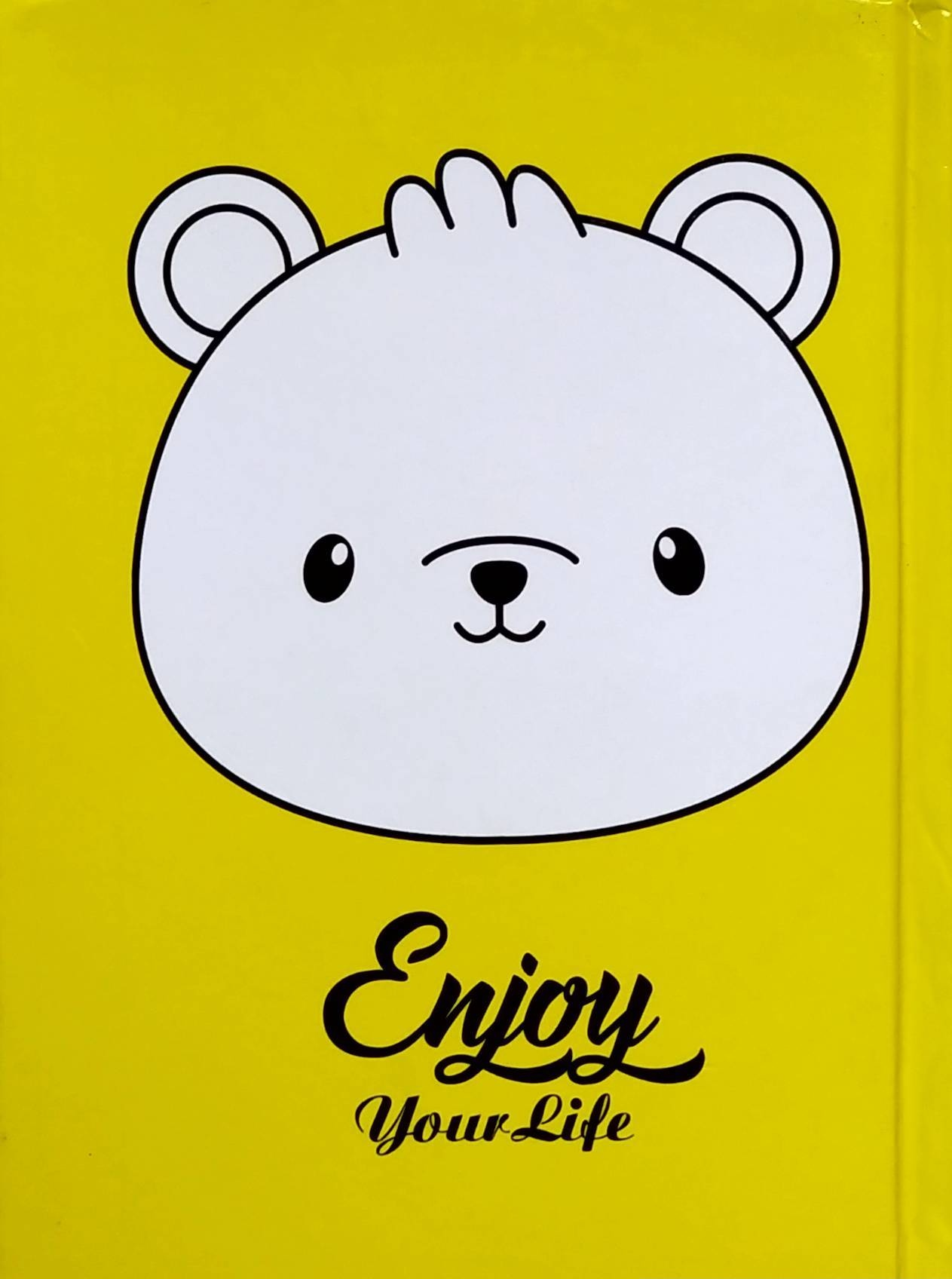 Enjoy Your Life (note book)