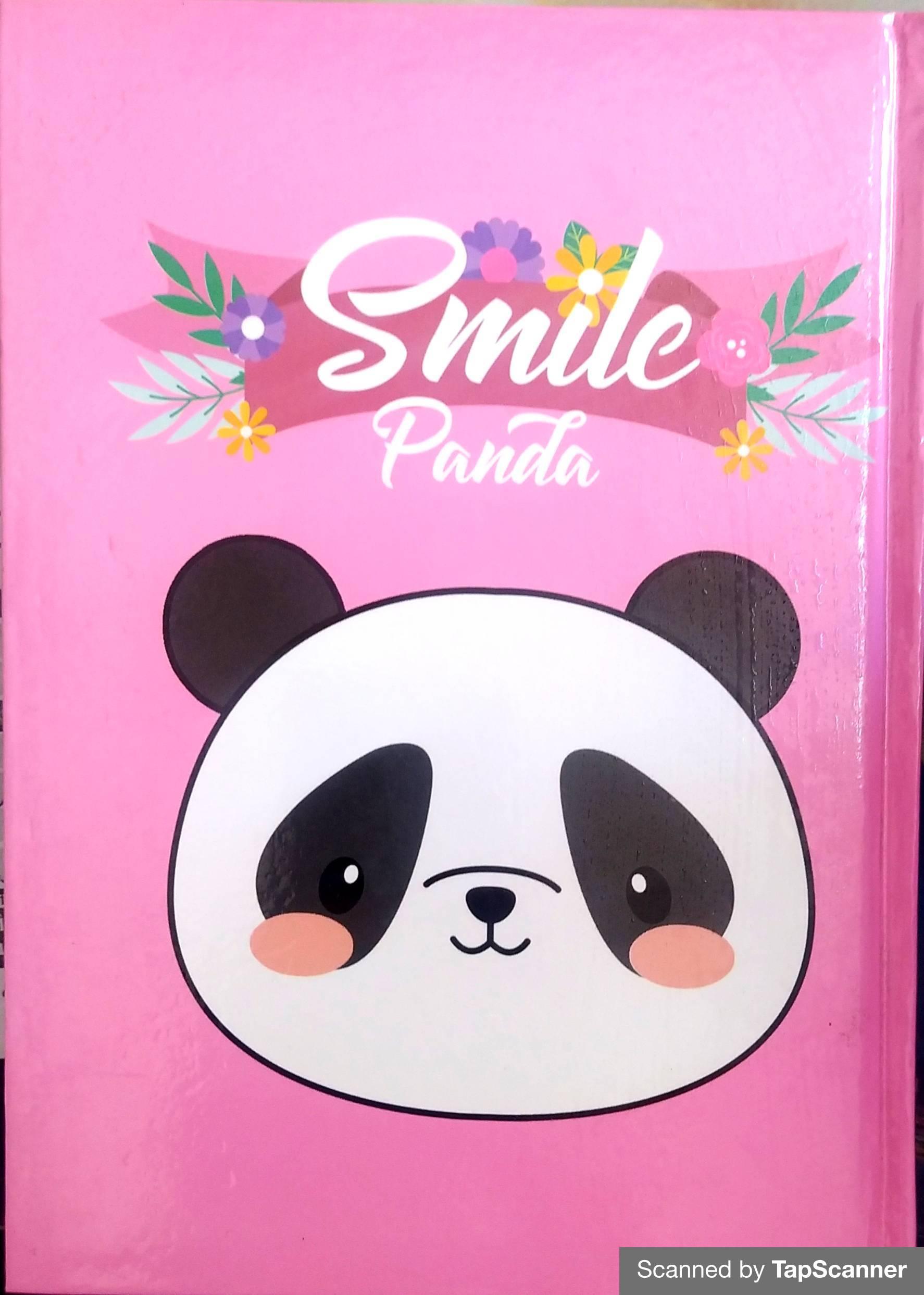 Smile Panda (notebook)