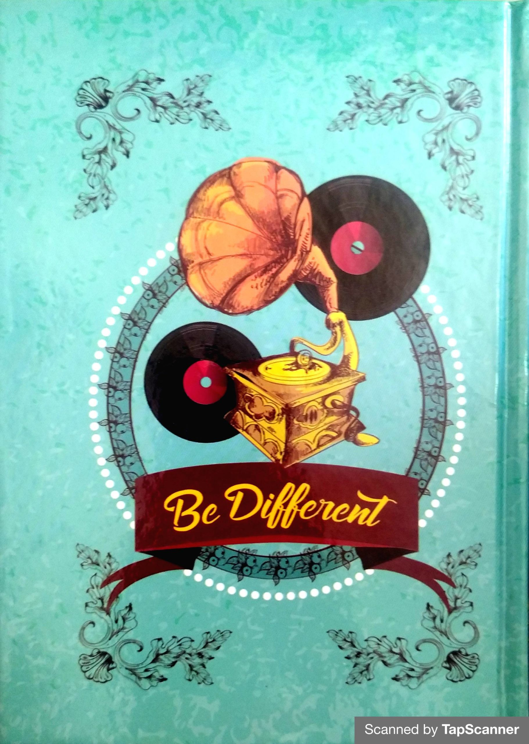 Be Different (notebook)